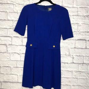 Vince Camuto Ftont Pocket Knit Dress